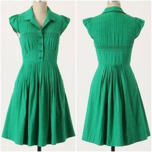 Anthropologie Maeve Beda Dress